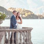 aura del lago lake como wedding photographer